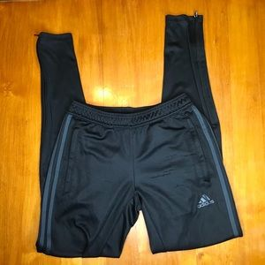 Adidas Climacool Black Sweatpants Joggers Size XS